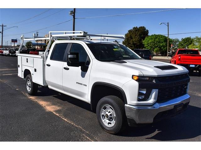 2021 Chevrolet Silverado 2500 Crew Cab 4x2, Knapheide Service Body #A12488 - photo 1