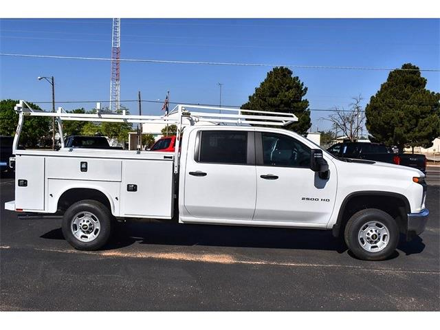 2021 Chevrolet Silverado 2500 Crew Cab 4x2, Knapheide Service Body #A12488 - photo 3