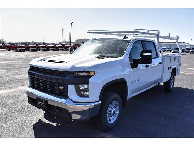 2021 Chevrolet Silverado 2500 Crew Cab 4x2, Knapheide Service Body #A12488 - photo 5