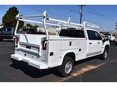 2021 Chevrolet Silverado 2500 Crew Cab 4x2, Knapheide Service Body #A12488 - photo 2