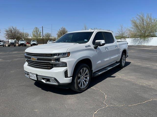 2020 Chevrolet Silverado 1500 Crew Cab 4x4, Pickup #A13420A - photo 1