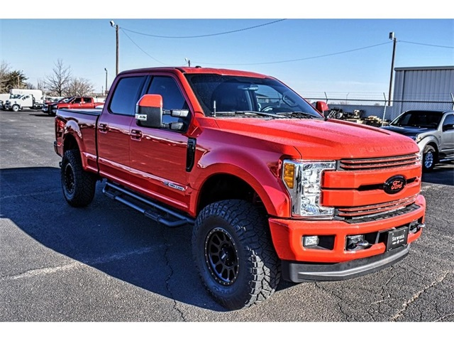 2017 Ford F-250 Crew Cab 4x4, Pickup #A13440A - photo 1