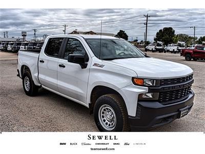 2020 Chevrolet Silverado 1500 Crew Cab 4x4, Pickup #A13954 - photo 1