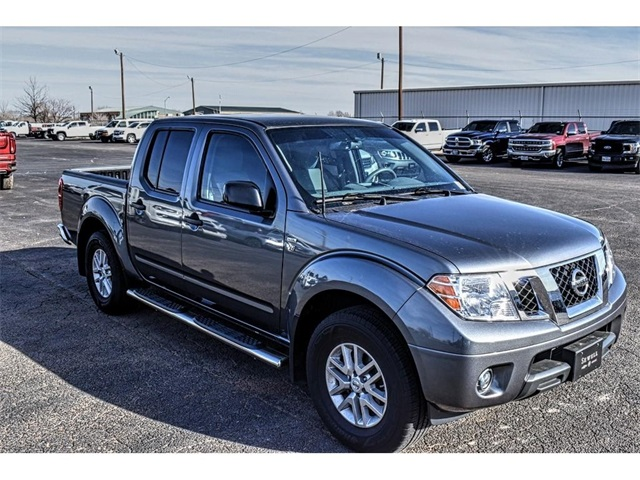 2019 Nissan Frontier Crew Cab 4x2, Pickup #A14631A - photo 1
