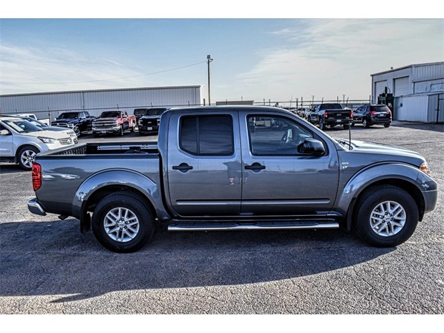 2019 Nissan Frontier Crew Cab 4x2, Pickup #A14631A - photo 3