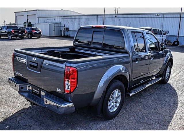 2019 Nissan Frontier Crew Cab 4x2, Pickup #A14631A - photo 2