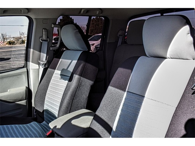 2019 Nissan Frontier Crew Cab 4x2, Pickup #A14631A - photo 7