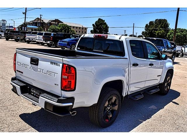 2021 Chevrolet Colorado Crew Cab 4x2, Pickup #A16220 - photo 2