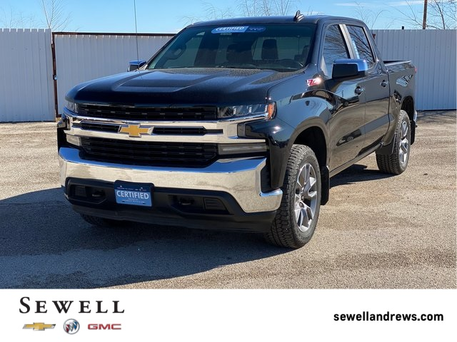 2019 Silverado 1500 Crew Cab 4x4, Pickup #A19499A - photo 1