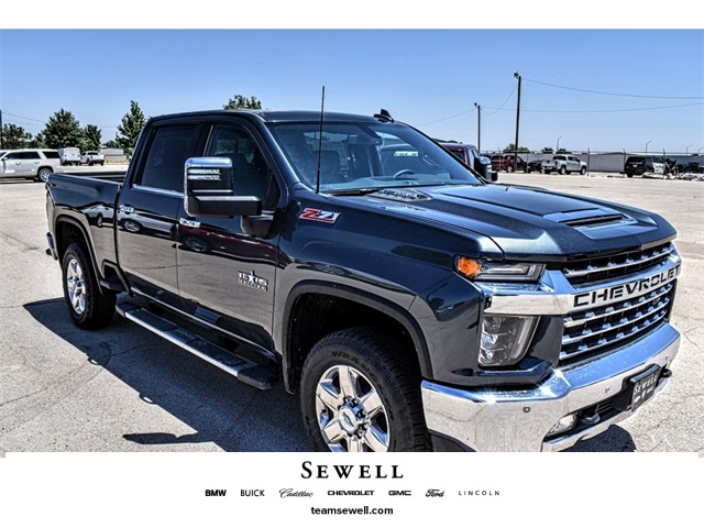 2020 Silverado 2500 Crew Cab 4x4, Pickup #A19841 - photo 1
