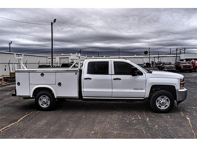 2018 Chevrolet Silverado 2500 Crew Cab 4x2, Royal Service Body #AF04275A - photo 3