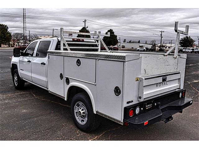 2018 Chevrolet Silverado 2500 Crew Cab 4x2, Royal Service Body #AF04275A - photo 4