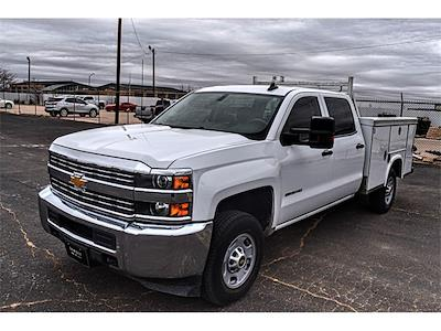 2018 Chevrolet Silverado 2500 Crew Cab 4x2, Royal Service Body #AF04275A - photo 5