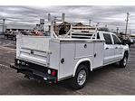 2018 Chevrolet Silverado 2500 Crew Cab 4x2, Royal Service Body #AF04275A - photo 2