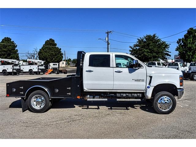 2019 Silverado 5500 Crew Cab DRW 4x4, CM Truck Beds ER Model Hauler Body #C19648 - photo 3