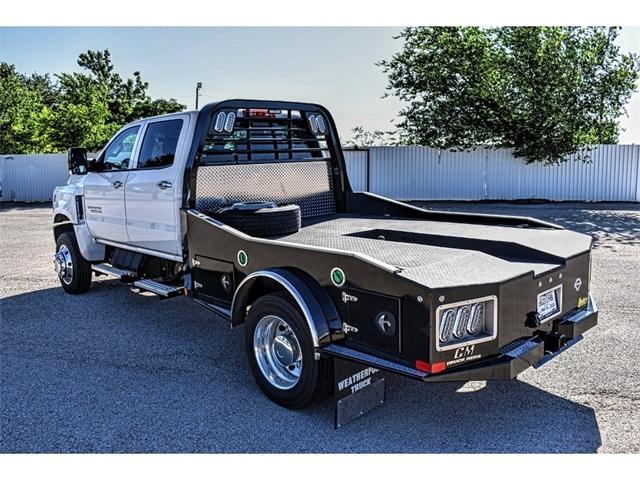 2019 Silverado 5500 Crew Cab DRW 4x4, CM Truck Beds ER Model Hauler Body #C19648 - photo 5