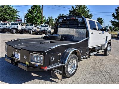 2019 Silverado 5500 Crew Cab DRW 4x4, CM Truck Beds ER Model Hauler Body #C19648 - photo 2