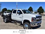 2019 Silverado 5500 Crew Cab DRW 4x4, CM Truck Beds ER Model Hauler Body #C19648 - photo 1