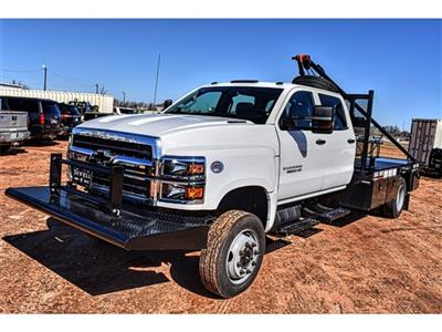 2019 Silverado 5500 Crew Cab DRW 4x4, Pick-Up Pals Other/Specialty #C19655 - photo 6