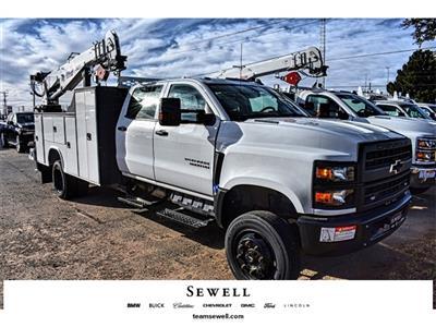 2019 Silverado 5500 Crew Cab DRW 4x4, Knapheide KMT Mechanics Body #C19656 - photo 2