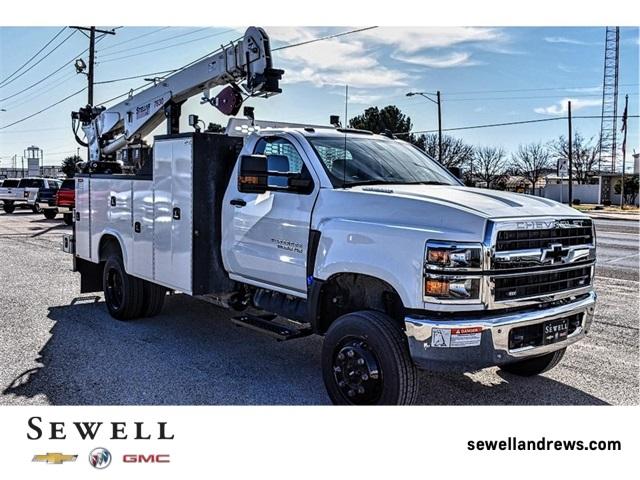 2019 Silverado 5500 Regular Cab DRW 4x4, Knapheide Mechanics Body #C19657 - photo 1