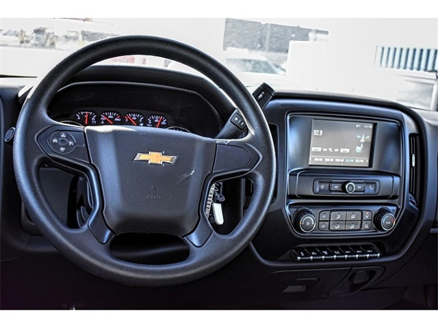 2019 Chevrolet Silverado 4500 Crew Cab DRW 4x4, Knapheide Crane Body Mechanics Body #C19661 - photo 11