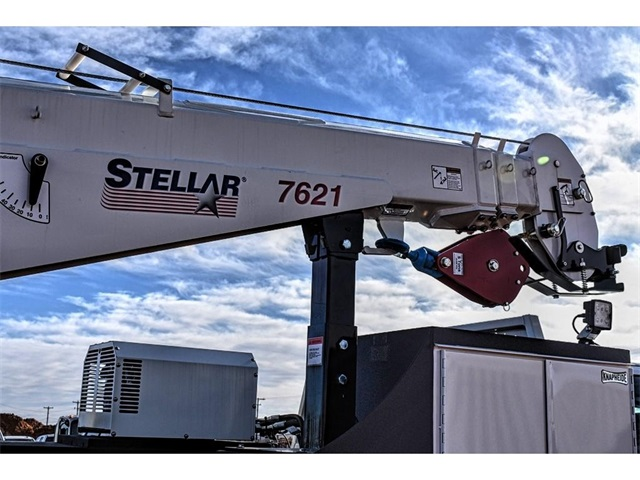 2019 Silverado 4500 Crew Cab DRW 4x4, Knapheide Crane Body Mechanics Body #C19661 - photo 6