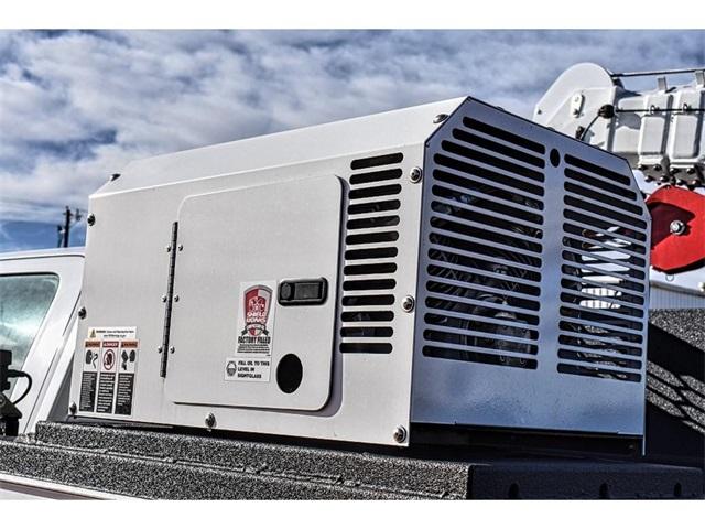 2019 Silverado 4500 Crew Cab DRW 4x4, Knapheide Crane Body Mechanics Body #C19661 - photo 9