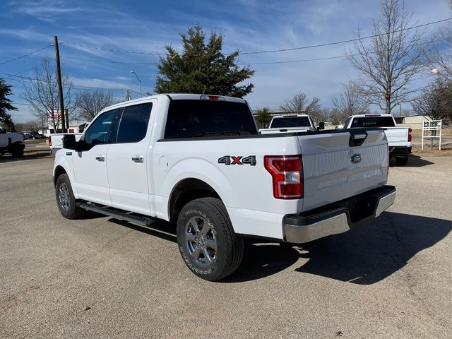 2019 F-150 SuperCrew Cab 4x4, Pickup #P12559 - photo 1