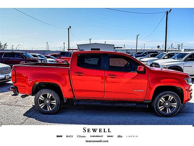 2017 Chevrolet Colorado Crew Cab 4x2, Pickup #P12587 - photo 1