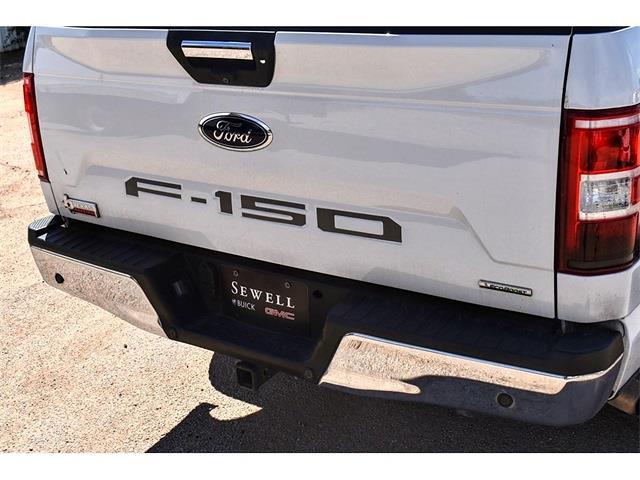 2018 F-150 SuperCrew Cab 4x4,  Pickup #P12687 - photo 17