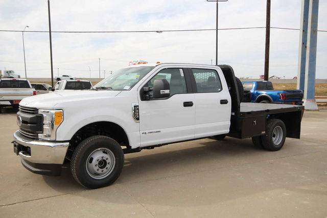 2017 F-350 Crew Cab DRW 4x4, Platform Body #7253649TC - photo 1