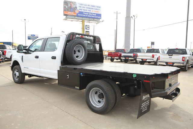2017 F-350 Crew Cab DRW 4x4, Platform Body #7253649TC - photo 2