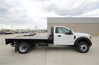 2017 F-550 Regular Cab DRW Platform Body #7258170T - photo 5