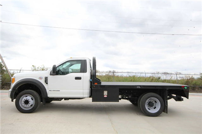 2017 F-550 Regular Cab DRW Platform Body #7258170T - photo 8