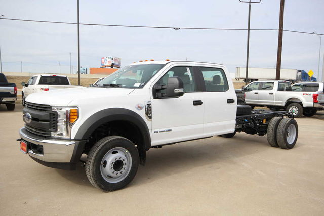 2017 F-550 Crew Cab DRW, Cab Chassis #7807558T - photo 1