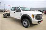 2017 F-550 Crew Cab DRW, Cab Chassis #7807558T - photo 4