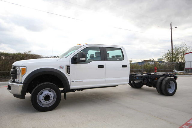 2017 F-450 Crew Cab DRW Cab Chassis #7808000F - photo 1