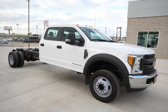 2017 F-450 Crew Cab DRW Cab Chassis #7808000F - photo 4