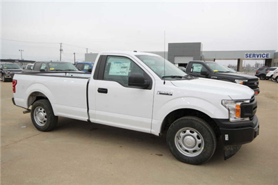 2018 F-150 Regular Cab, Pickup #8201752T - photo 4