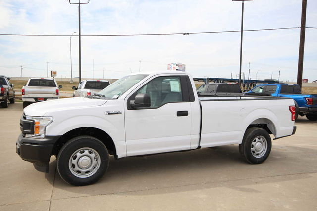 2018 F-150 Regular Cab, Pickup #8201754T - photo 1