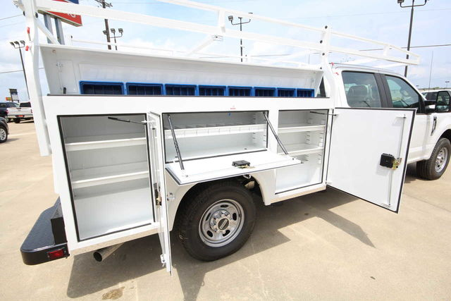 2018 F-250 Crew Cab, Royal Service Bodies Service Body #8250650TC - photo 14