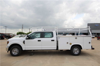 2018 F-250 Crew Cab, Royal Service Bodies Service Body #8250650TC - photo 8