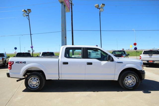 2018 F-150 Crew Cab 4x4 Pickup #8251772T - photo 5