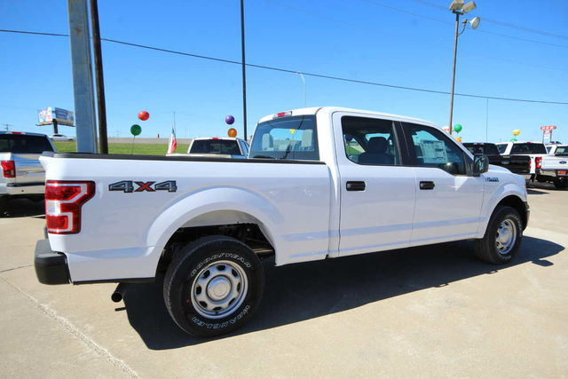 2018 F-150 Crew Cab 4x4 Pickup #8251772T - photo 6