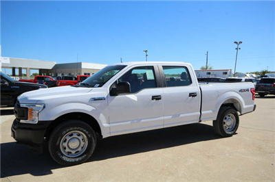 2018 F-150 Crew Cab 4x4 Pickup #8251772T - photo 1