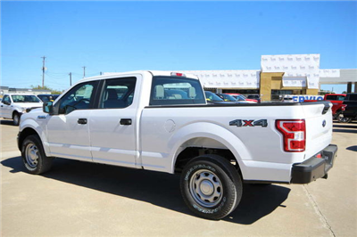 2018 F-150 Crew Cab 4x4 Pickup #8251772T - photo 2