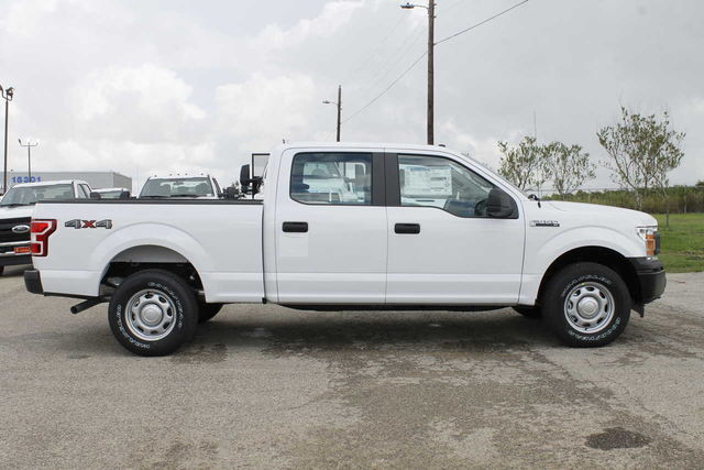 2018 F-150 SuperCrew Cab 4x4,  Pickup #8253581T - photo 5