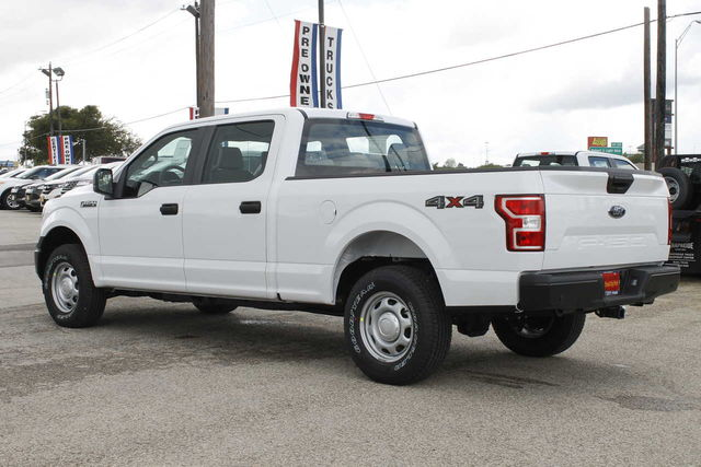 2018 F-150 SuperCrew Cab 4x4,  Pickup #8253581T - photo 2