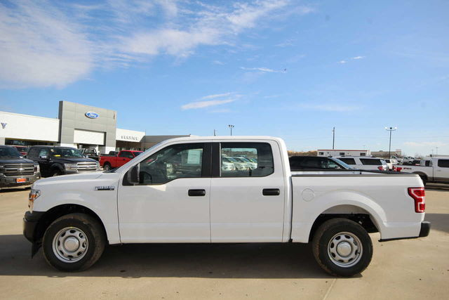2018 F-150 Crew Cab, Pickup #8253797T - photo 8